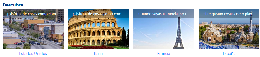 Viajes Booking